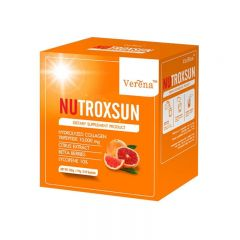 Verena Nutroxsun Collagen Tripeptide (กล่องx10ซอง)